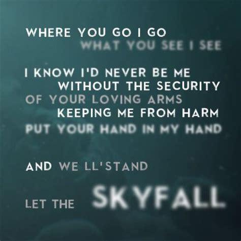 adele skyfall lyrics the 25 best adele skyfall lyrics ideas on