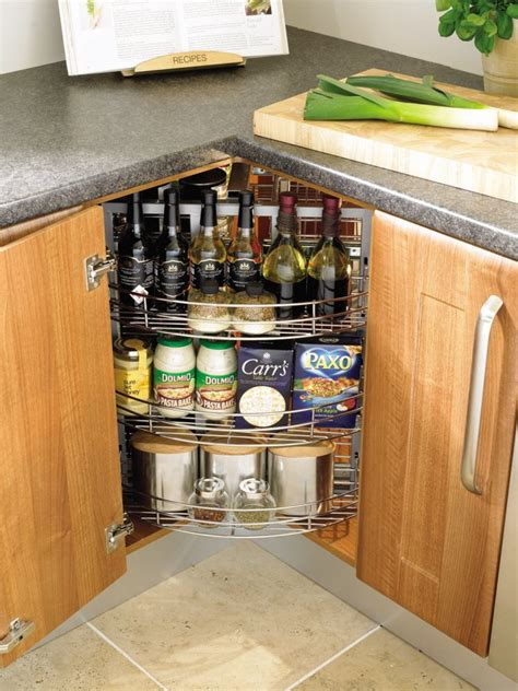 Kitchen Cabinet Storage Options 20 Useful Kitchen Storage Ideas Always In Trend Always In Trend