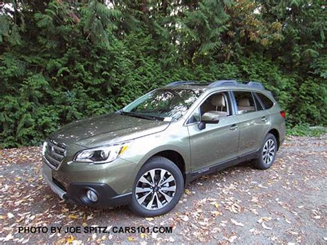 subaru wilderness green 2017 2017 outback specs options colors prices photos and more
