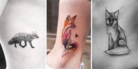 single needle tattoo uk 39 best fox tattoo designs images on pinterest fox