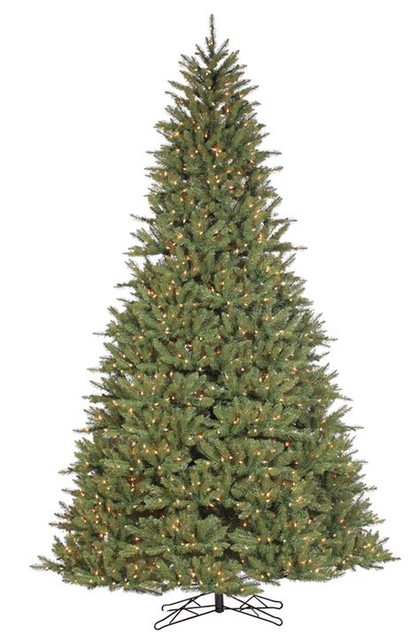 staylit christmas trees fairhaven spruce 7 5ft artificial tree staylit 174 clear lights