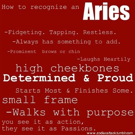 i am an aries quotes quotesgram