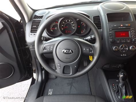 Kia 2013 Interior Black Cloth Interior 2013 Kia Soul 1 6 Photo 69563244