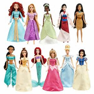 disney princess doll collection 2014 images