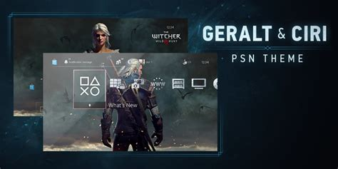 ps4 themes witcher 3 free the witcher 3 ps4 theme now out on the playstation