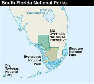 maps big cypress national preserve u s national park