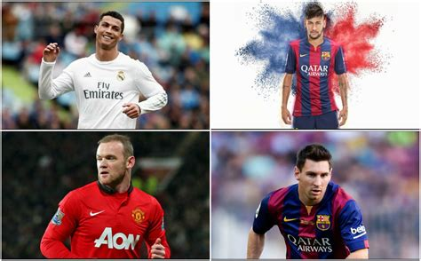 top ten best soccer players in the world highest paid soccer players in the world 2018 top 10 list