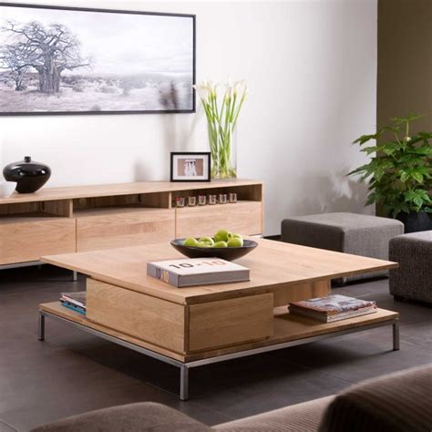 oak coffee tables with storage space 19 really amazing coffee tables with storage space