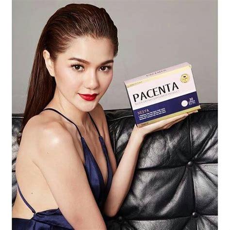 Gluta Pacenta Nisya By Skinista 1 skinista nesya gluta pacenta 12 000mg for white and