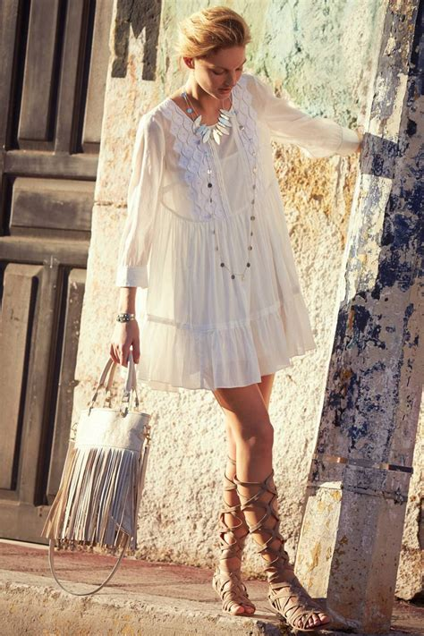 boho chic on pinterest boho style gypsy fashion and gypsy boho chic bermeja tunic dress gypsy style with modern