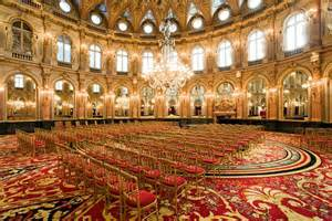 hotel intercontinental le grand opera ballroom
