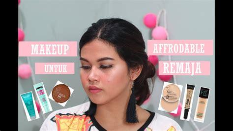 Eyeshadow Remaja makeup drugstore kualitas highend untuk remaja simple