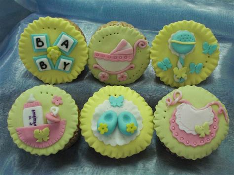 Baby Shower Cupcakes by Heavenly Cake Creations Baby Shower Cupcake Class In Icca