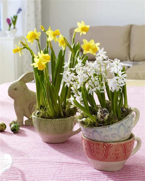 spring decorations 27 charming vintage easter d 233 cor ideas digsdigs
