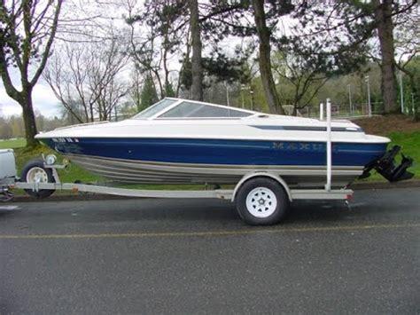 2000 maxum boat weight 1995 20 maxum 2000 sr open bow boat video youtube