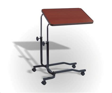 on table assistdata bed reading table on wheels from seniorshop aps