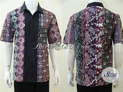 Batik Gamis Gradasi batik trendy untuk pria masa kini baju batik seragam