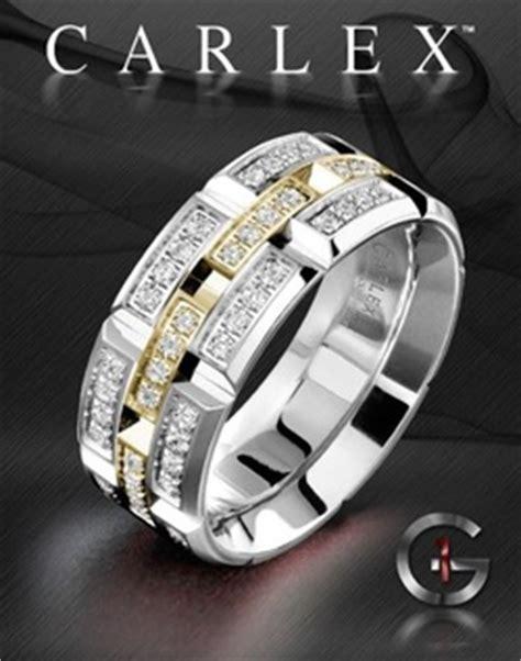 mens high  wedding rings designer diamond rings  men