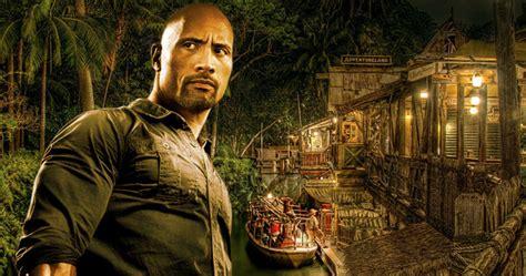 film disney jungle jungle cruise movie dwayne johnson wants wonder woman