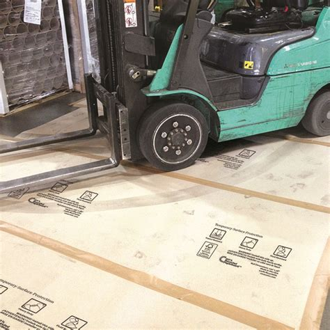 Construction Floor Protection by Ar Temporary Floor Protection 71100 Northland