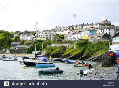 boats for sale new quay wales new quay ceredigion stock photos new quay ceredigion