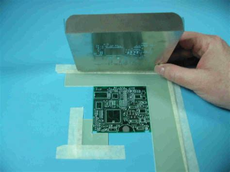 What Can You Make In A Toaster Oven Prototype Stencils Smt Stencils Protoype Circuit
