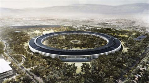 apple headquarters cupertino approves plan for apple s quot spaceship quot cus