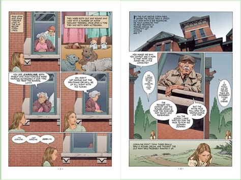 coraline the graphic novel coraline comparative texts timeline timetoast timelines