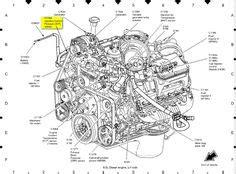 power stroke  engine wiring diagram ford powerstroke diesel ford diesel ford diesel