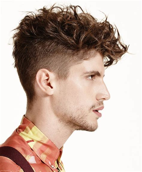 short curly top hair with straight sides 30 trendiest undercut hairstyles for men
