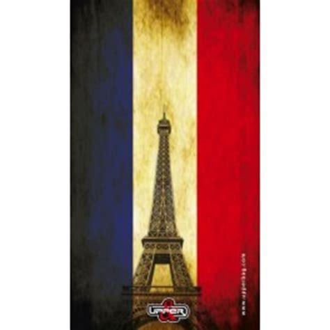 screen background french flag vintage upperbag