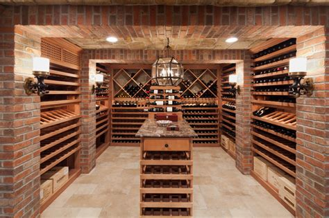 Sofa Ideas For Small Living Rooms Short Hills Wine Cellar Traditional Wine Cellar New