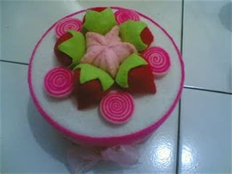 Tempat Tisu Gulung Pink Gingham flanel tempat tisu kotak perhiasn dll berbentuk