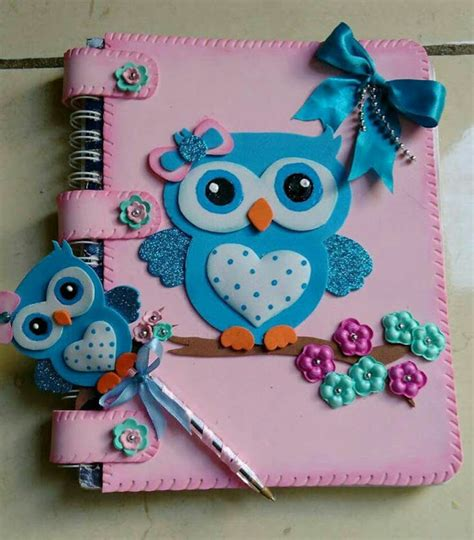 proyecto de fomix el arte en las manos con fomix m 225 s y m 225 s manualidades muchas ideas para forrar cuadernos