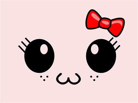 wallpaper cute drawing drawing cute anime face wallpaper drawing artistic