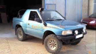 Opel Frontera A 1995 Opel Frontera A Sport Pictures Information And