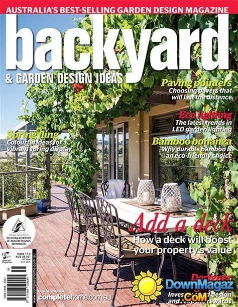 backyard garden magazine backyard garden design ideas issue 11 4 187 download pdf