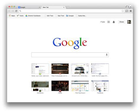 chrome tab google erweitert quot neuer tab quot seite in chrome um eigenes
