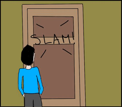 Slamming Doors by Quot Sounds About Right Quot