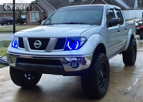 Wheel Offset 2006 Nissan Frontier Super Aggressive 3 5