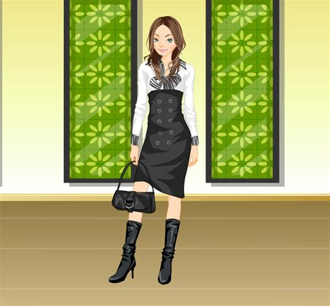 corporate dress up chic business dress up by brandee ssj doll on deviantart