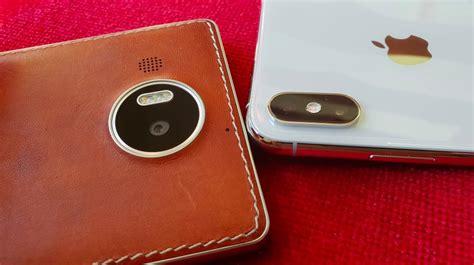 to lumia 950 xl vs iphone xs max