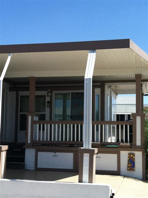 mesa awning custom decks and steps arizona custom decks phoenix