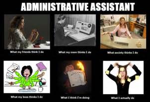 administrative assistant meme search