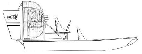 airboat drawings airboat la