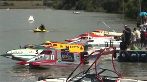 cigarette boat crash f1 powerboat crashes south africa youtube