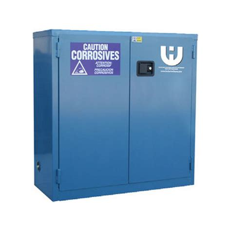 Corrosive Cabinet by Safety Cabinet Acid Corrosive 24 Gallon Compliance