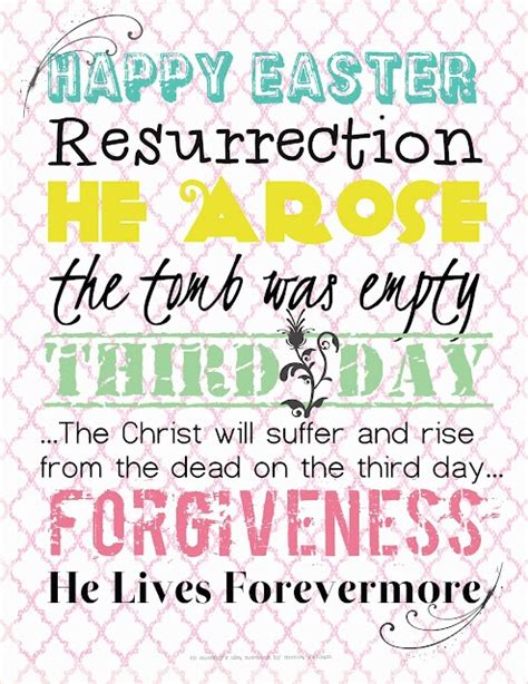 free printable easter quotes 424 best images about easter on pinterest happy easter