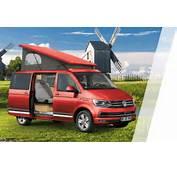 Der Neue Volkswagen Transporter  Campingbus Ausbauten Von