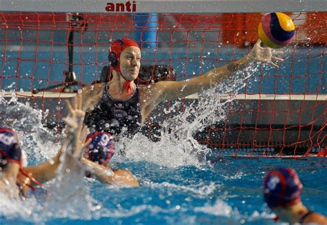 water polo goalkeeper books cbssports